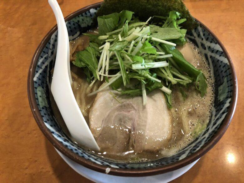 《節(ぶし)》魚介豚骨ラーメンの美味しい本八幡のラーメン店!