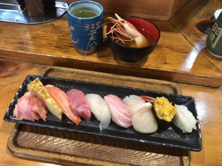 《真間寿司》市川市民に大人気!新鮮な特上にぎりは絶品で大満足!