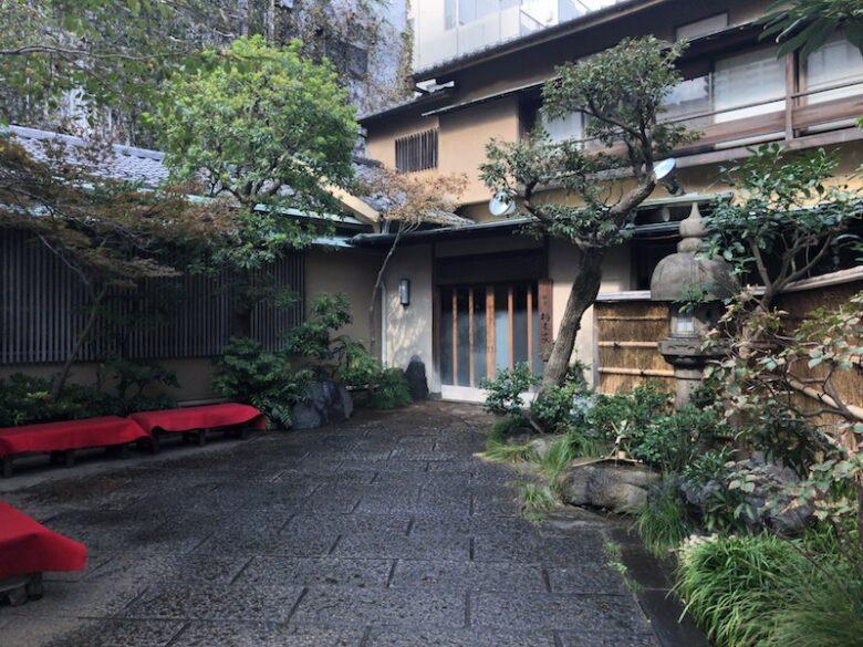 栃木家の外観
