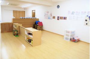 行徳ゆめのき保育園の教室内の様子がわかる写真①