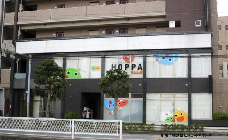 京進のほいくえんHOPPA南行徳駅前の紹介アイキャッチ