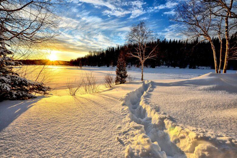 積雪のアイキャッチ