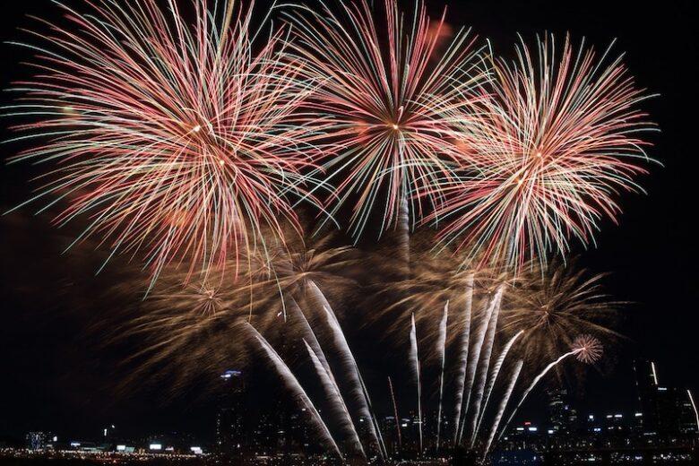 松戸花火大会2020は大会が中止となっています。オリパラの影響で!