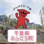千葉県ふっこう割でお得に旅行!千葉の復興支援にも繋がります!
