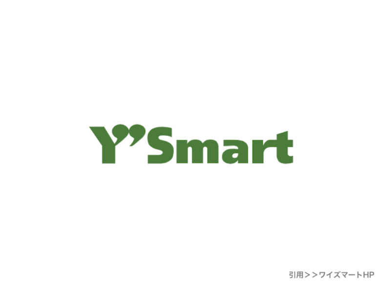 ワイズマートのロゴ