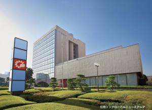 千葉銀行本店