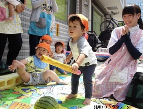 保育ルームキューティー本八幡(仮)が求人募集中!2021年4月オープン!